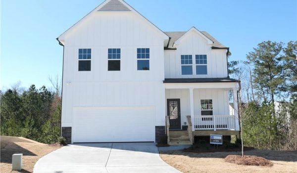 Homes in Acworth GA
