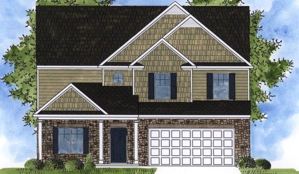 New Homes in Alpharetta GA