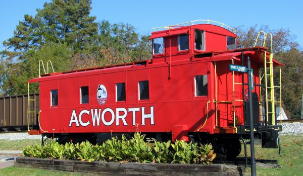 New Homes in Acworth GA
