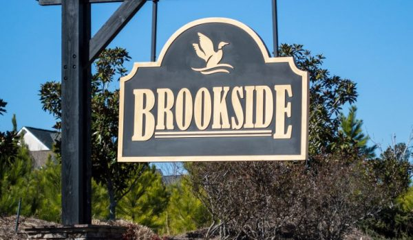 Homes in Dallas GA at Brookside