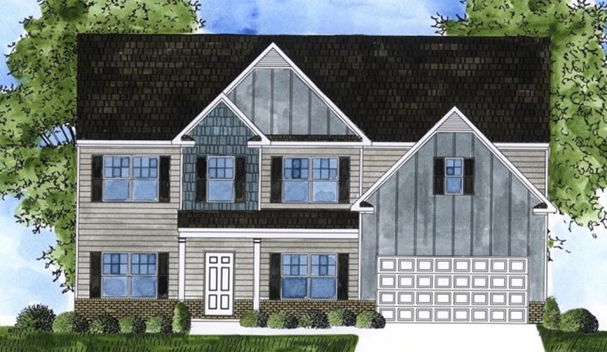 New Homes in Newnan GA